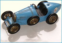 [afbeelding: Bugatti]