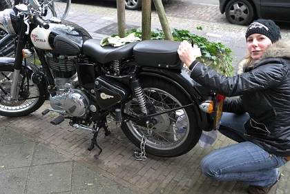 Royal Enfield - from India with love