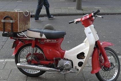 Honda C50 Cub