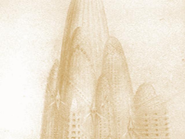 Antoni Gaudí - Hotel New York