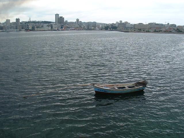 La Coruña - puerto