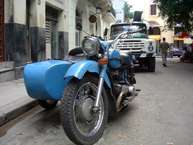 La Habana - sidecar