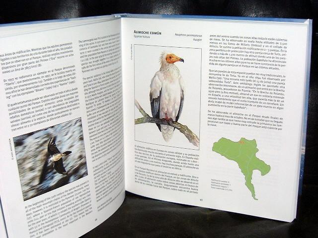 Ordesa y Monte Perdido - Atlas de las aves