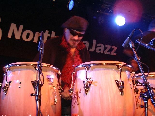 North Sea Jazz 2004 - Jerry González