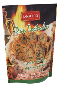 Panadero - Pan Tostado