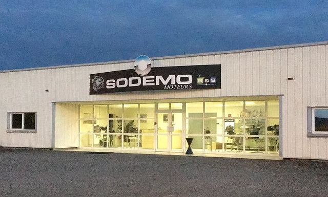 Sodemo Moteurs - Magny-Cours