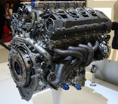 Lexus LFA 72º V10